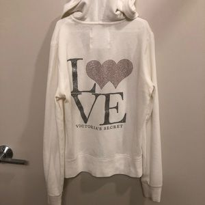 Victoria's Secret Fashion Show Super Model Hoodie